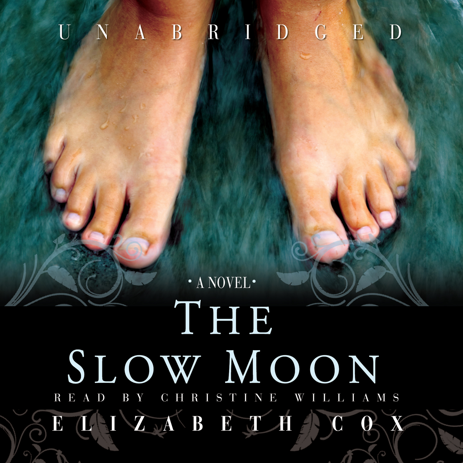 Printable The Slow Moon Audiobook Cover Art