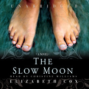 The Slow Moon Audiobook, by Elizabeth Cox