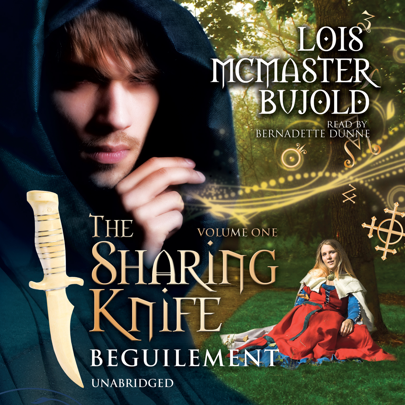 Printable The Sharing Knife, Vol. 1: Beguilement Audiobook Cover Art