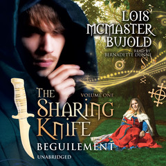 The Sharing Knife, Vol. 1: Beguilement Audiobook, by Lois McMaster Bujold
