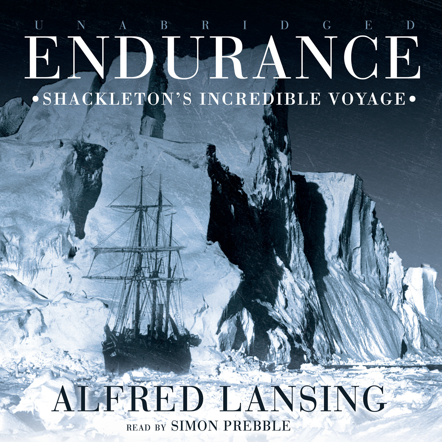 Printable Endurance: Shackleton's Incredible Voyage Audiobook Cover Art