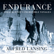 Endurance: Shackletons Incredible Voyage, by Alfred Lansing