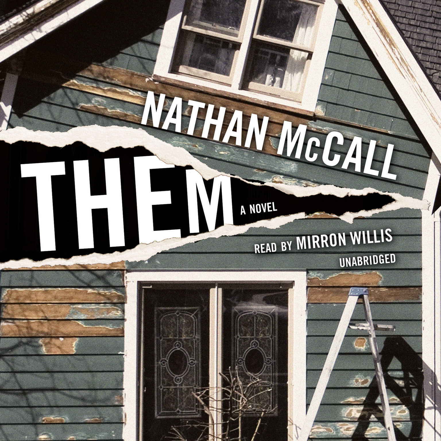 Printable Them: A Novel Audiobook Cover Art
