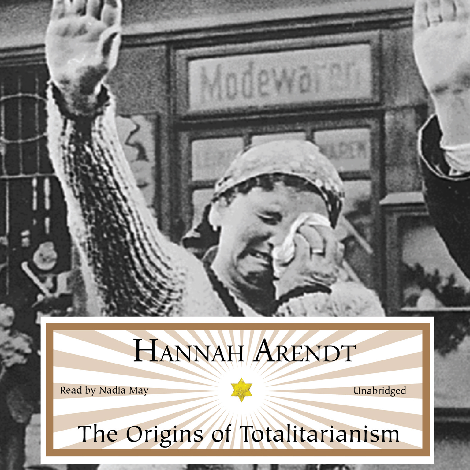 Printable The Origins of Totalitarianism Audiobook Cover Art