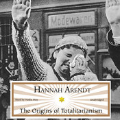 The Origins of Totalitarianism Audiobook, by Hannah Arendt