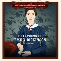 Fifty Poems of Emily Dickinson Audiobook, by Emily Dickinson