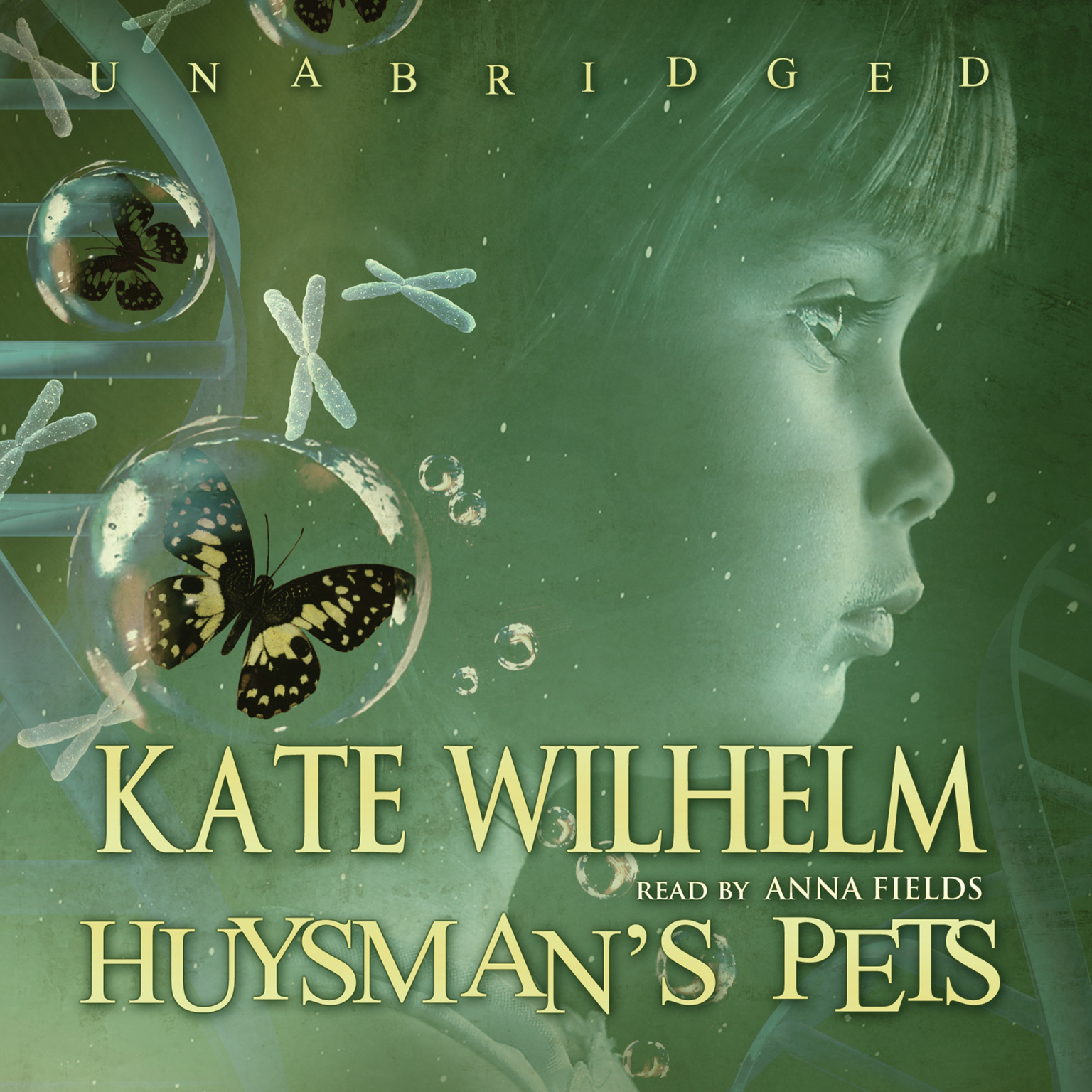 Printable Huysman's Pets Audiobook Cover Art