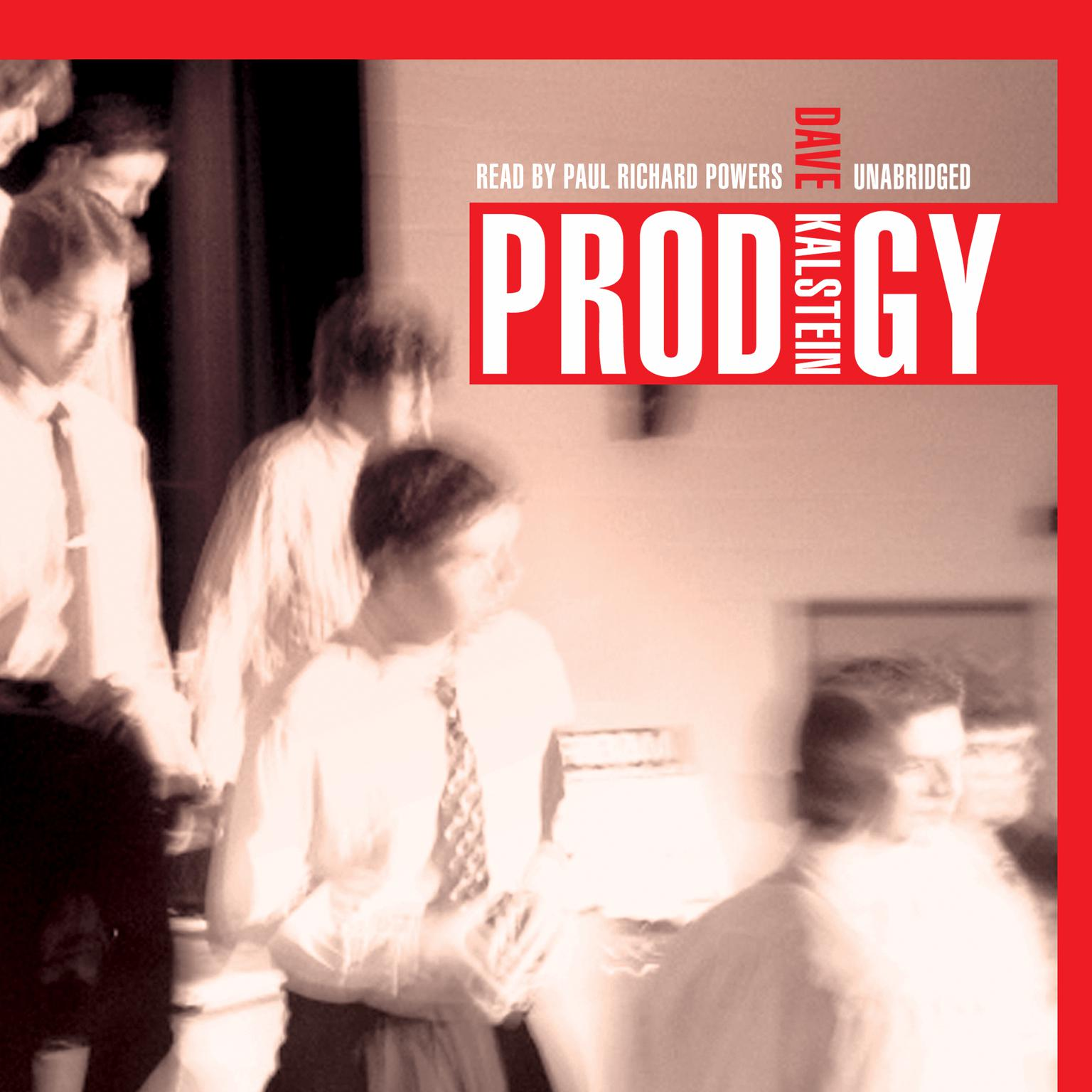 Printable Prodigy Audiobook Cover Art