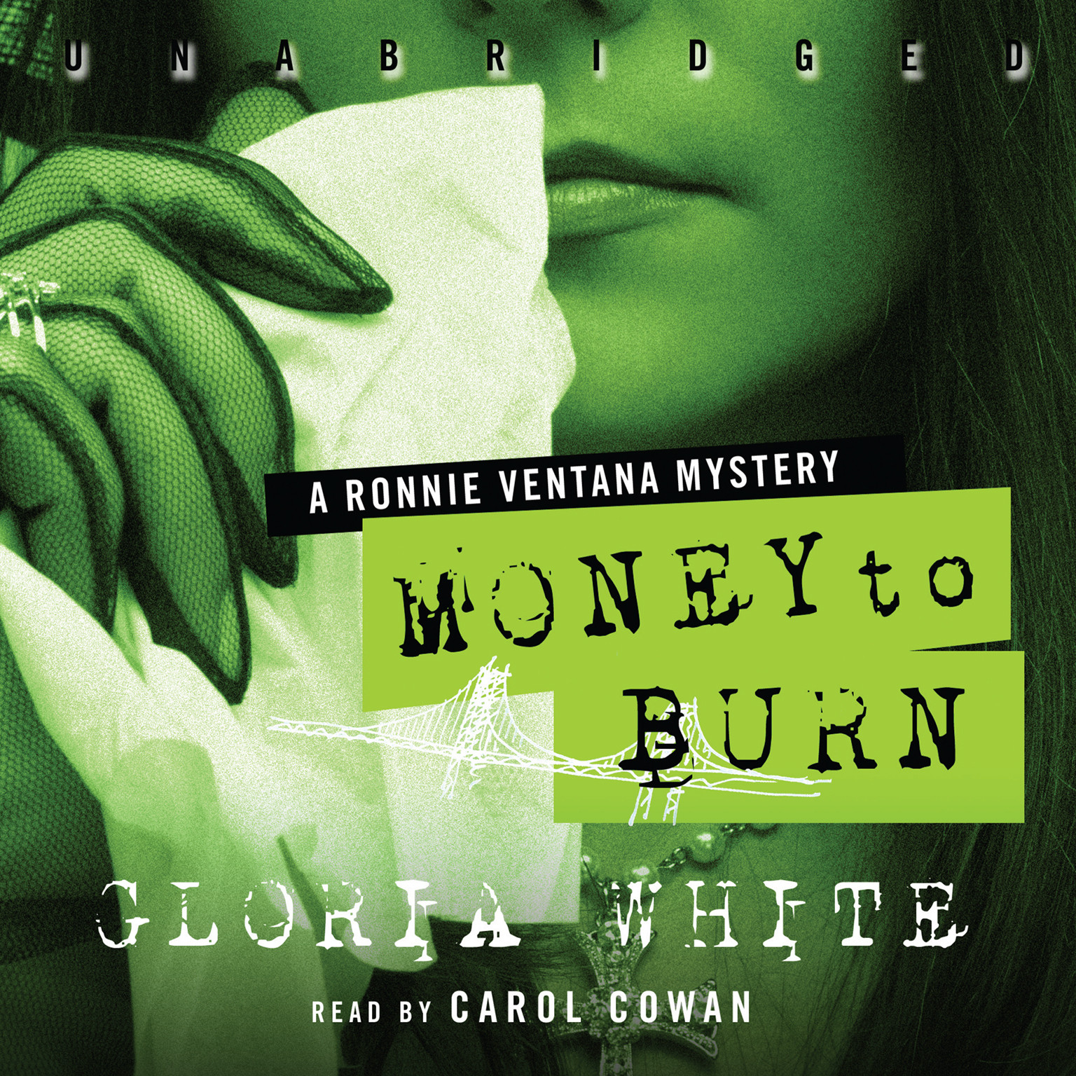 Printable Money to Burn Audiobook Cover Art