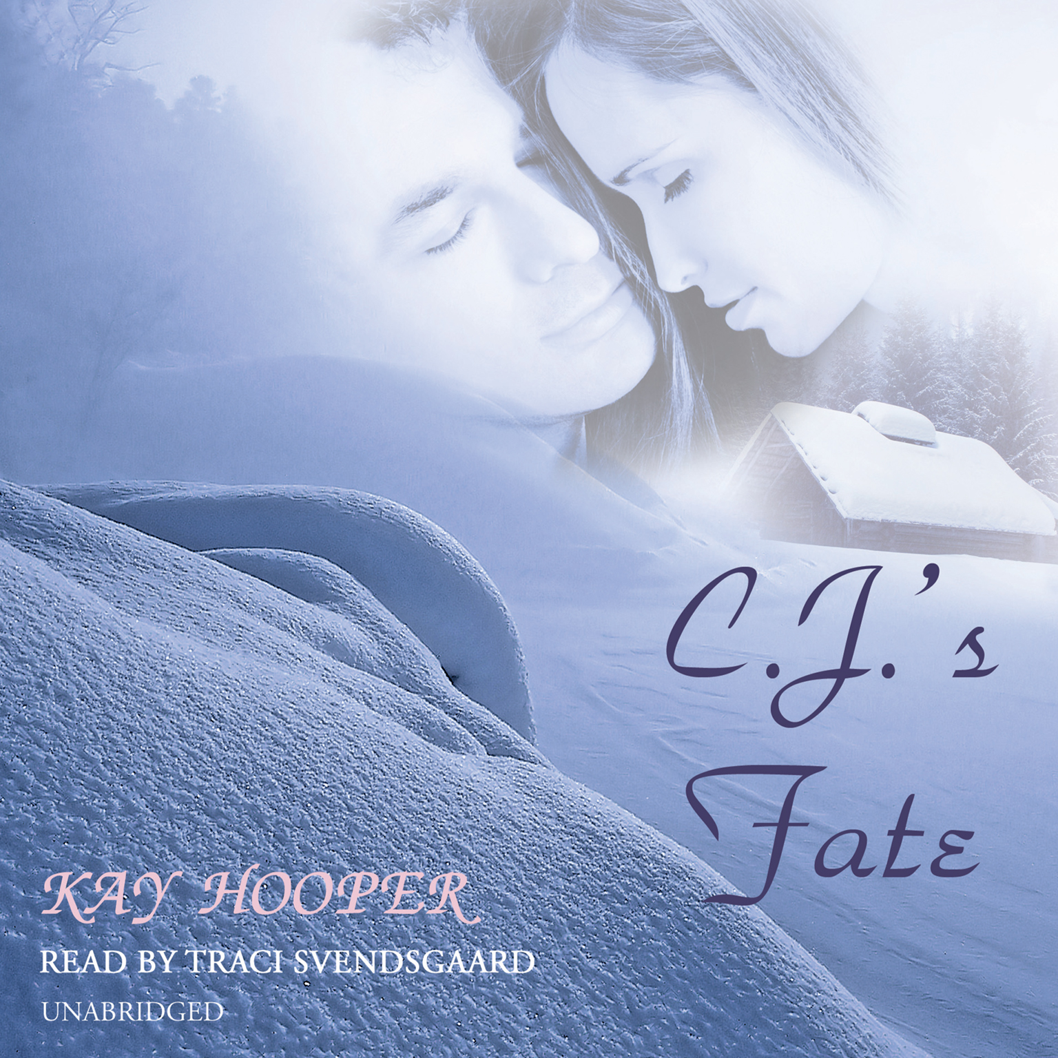Printable C. J.'s Fate Audiobook Cover Art