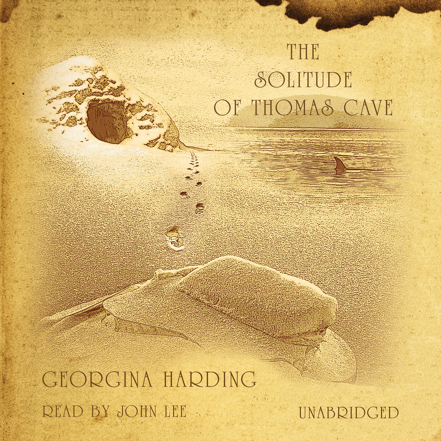 Printable The Solitude of Thomas Cave Audiobook Cover Art