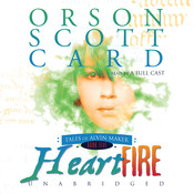 Heartfire: Tales of Alvin Maker, Book 5 Audiobook, by Orson Scott Card