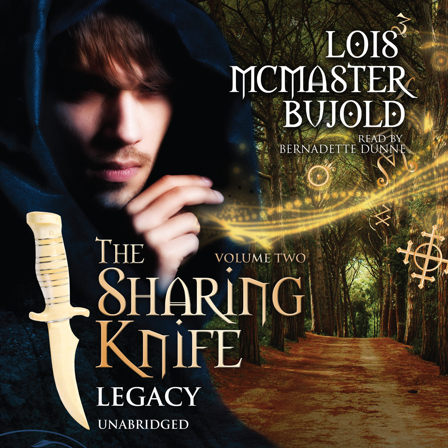 Printable The Sharing Knife, Vol. 2: Legacy Audiobook Cover Art