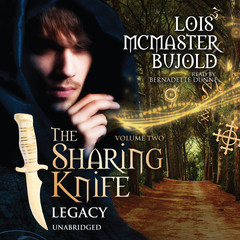 The Sharing Knife, Vol. 2: Legacy Audiobook, by Lois McMaster Bujold