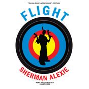Flight Audiobook, by Sherman Alexie