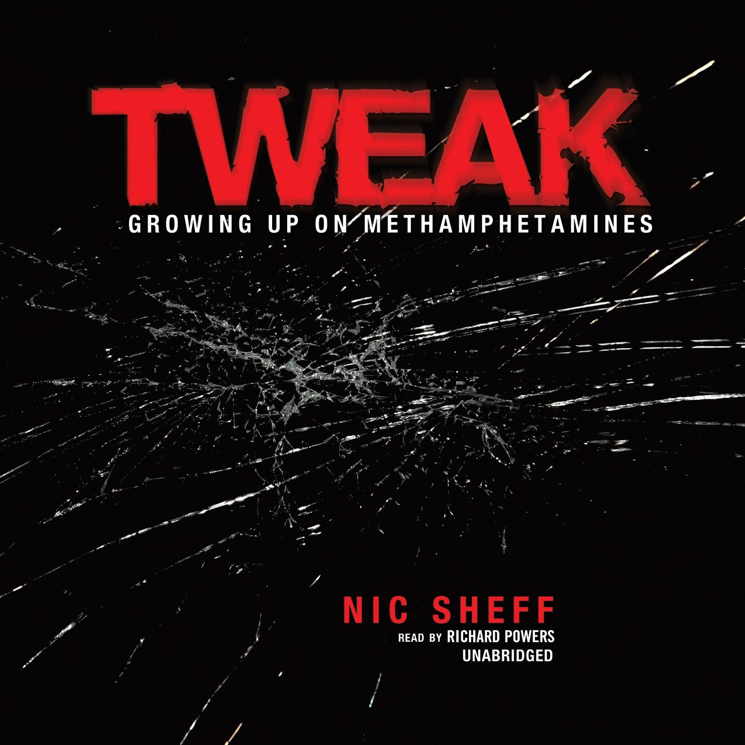Printable Tweak: Growing Up on Methamphetamines Audiobook Cover Art