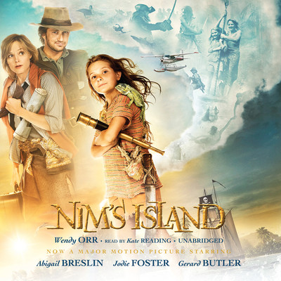 Nim's Island Audiobook, by Wendy Orr