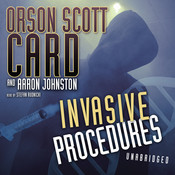 Invasive Procedures, by Aaron Johnston, Orson Scott Card