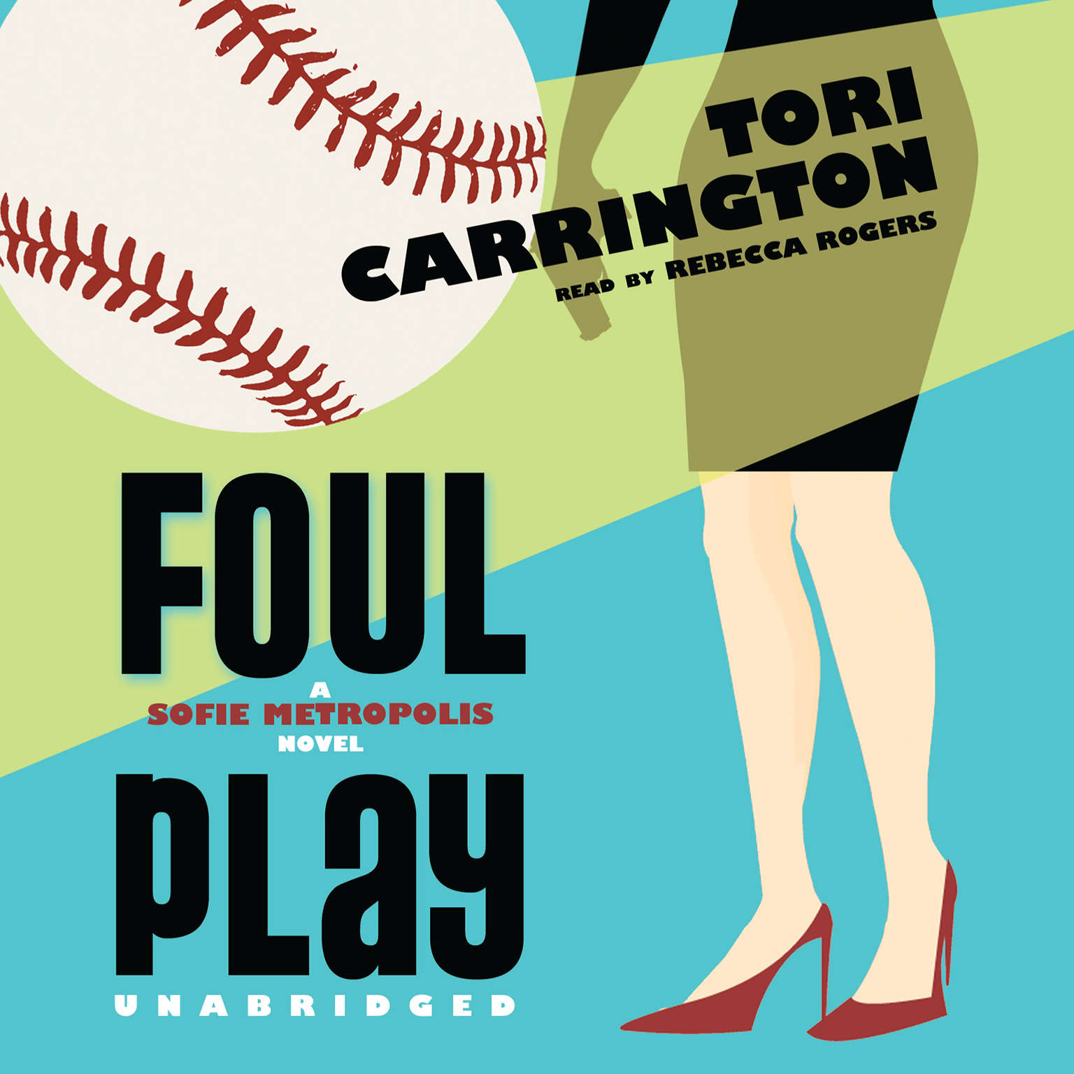 Printable Foul Play: A Sofie Metropolis Novel Audiobook Cover Art