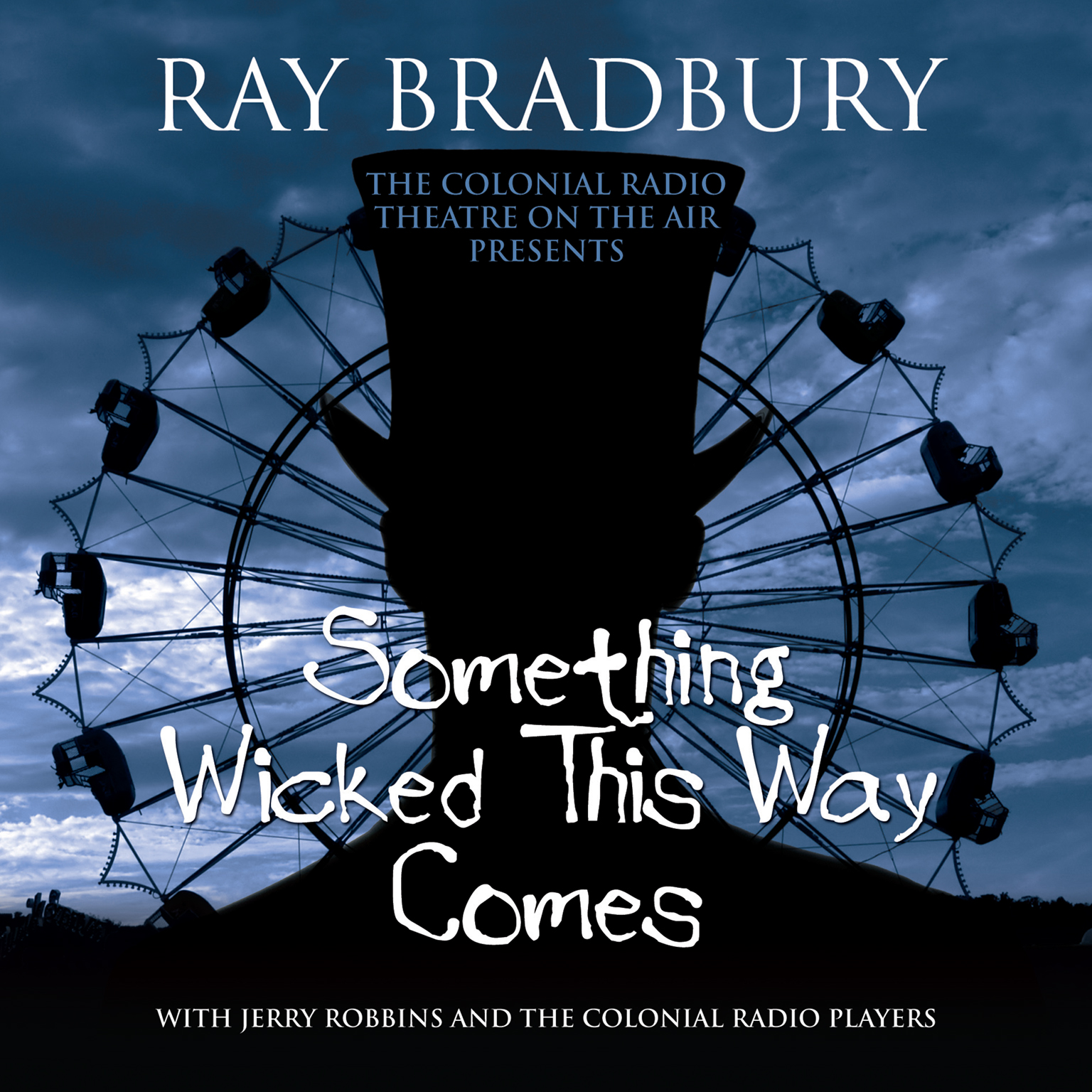 Printable Something Wicked This Way Comes Audiobook Cover Art