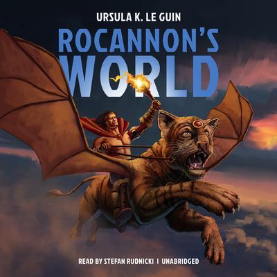 Rocannon's World Audiobook, by Ursula K. Le Guin