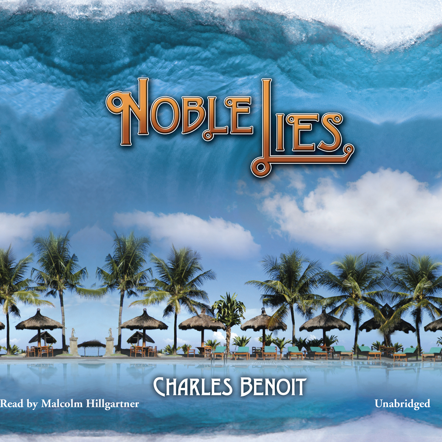 Printable Noble Lies Audiobook Cover Art