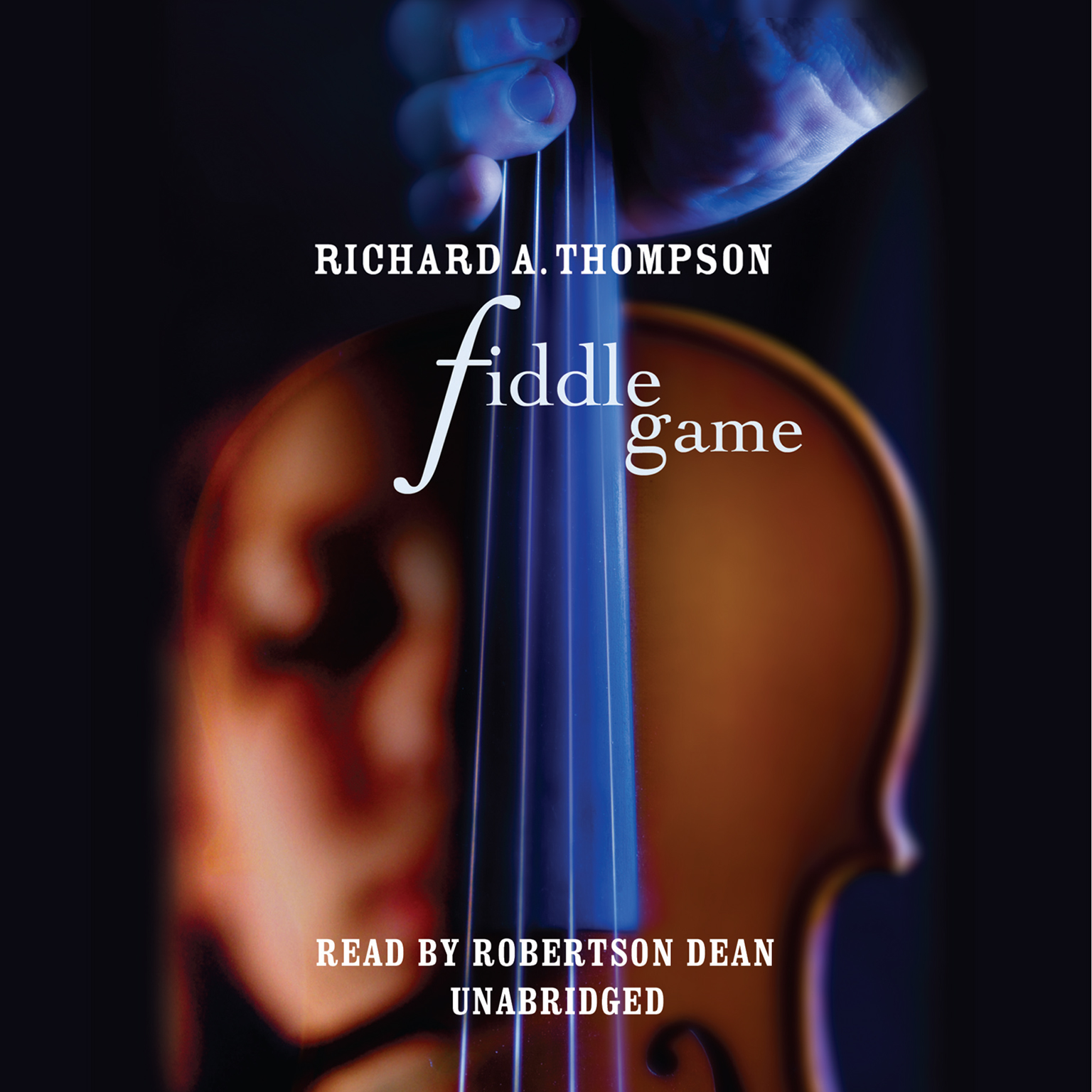 Printable Fiddle Game Audiobook Cover Art