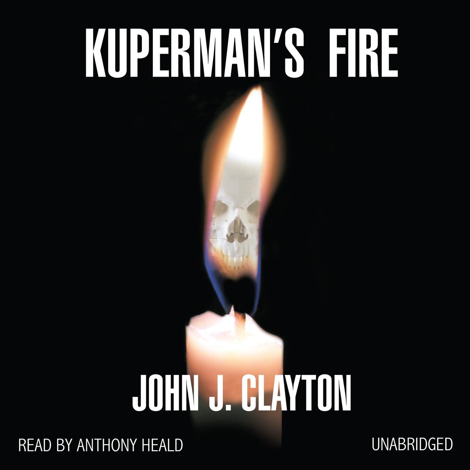 Printable Kuperman's Fire Audiobook Cover Art