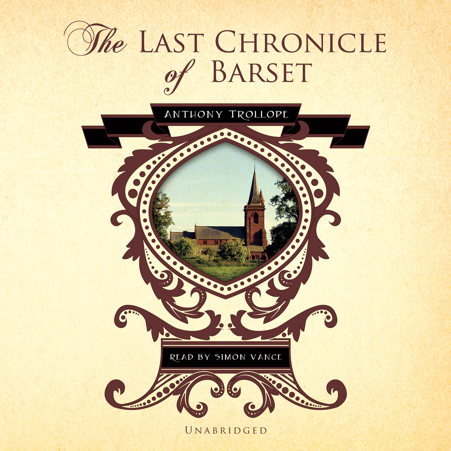 Printable The Last Chronicle of Barset Audiobook Cover Art