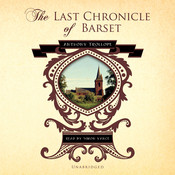 The Last Chronicle of Barset Audiobook, by Anthony Trollope