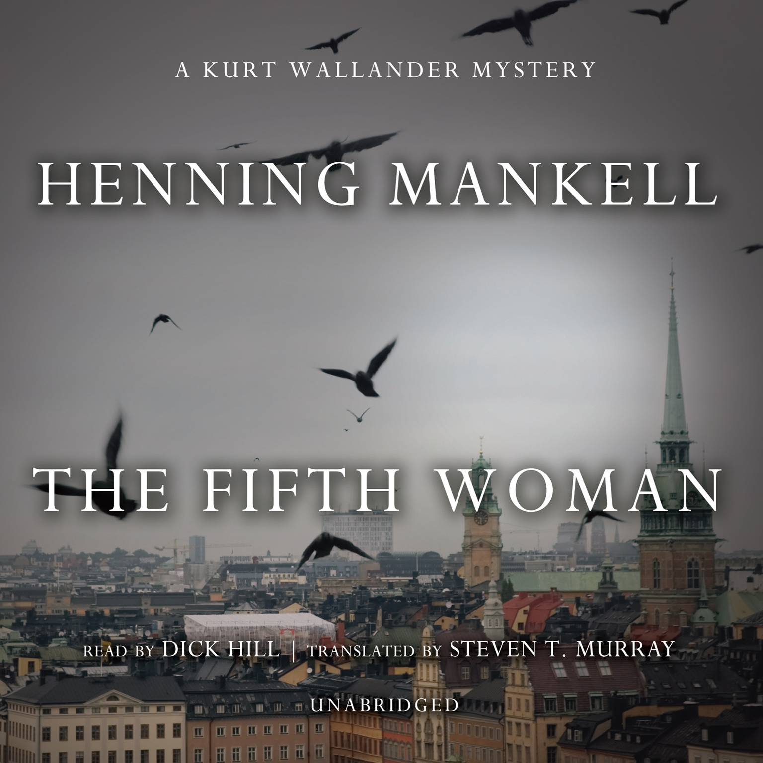 Printable The Fifth Woman: A Kurt Wallander Mystery Audiobook Cover Art