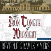 The Iron Tongue of Midnight: A Tito Amato Mystery, by Beverle Graves Myers