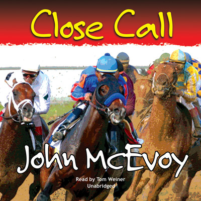 Close Call Audiobook, by John McEvoy