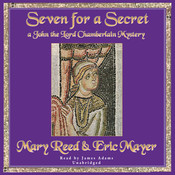 Seven for a Secret Audiobook, by Mary Reed, Eric Mayer