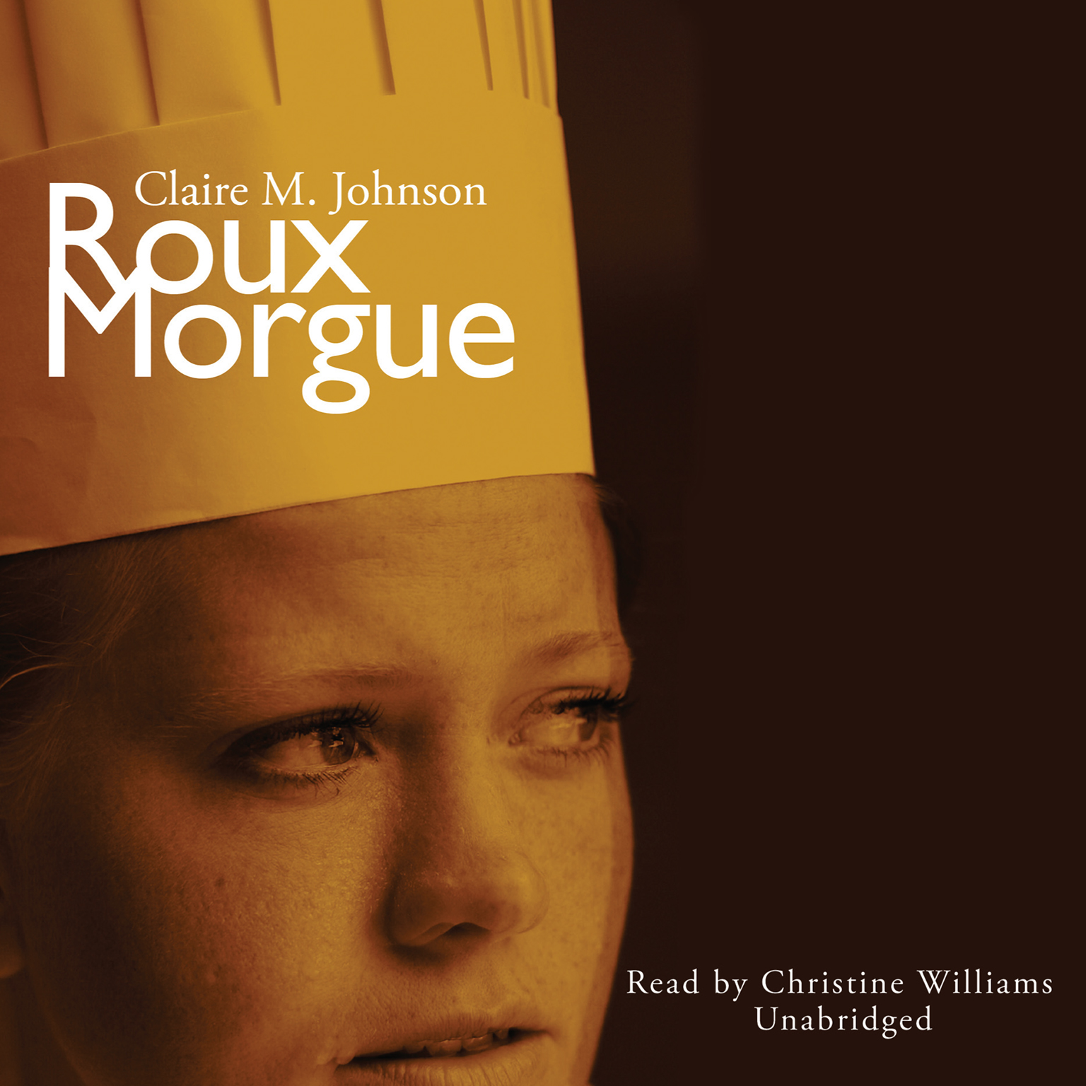 Printable Roux Morgue Audiobook Cover Art