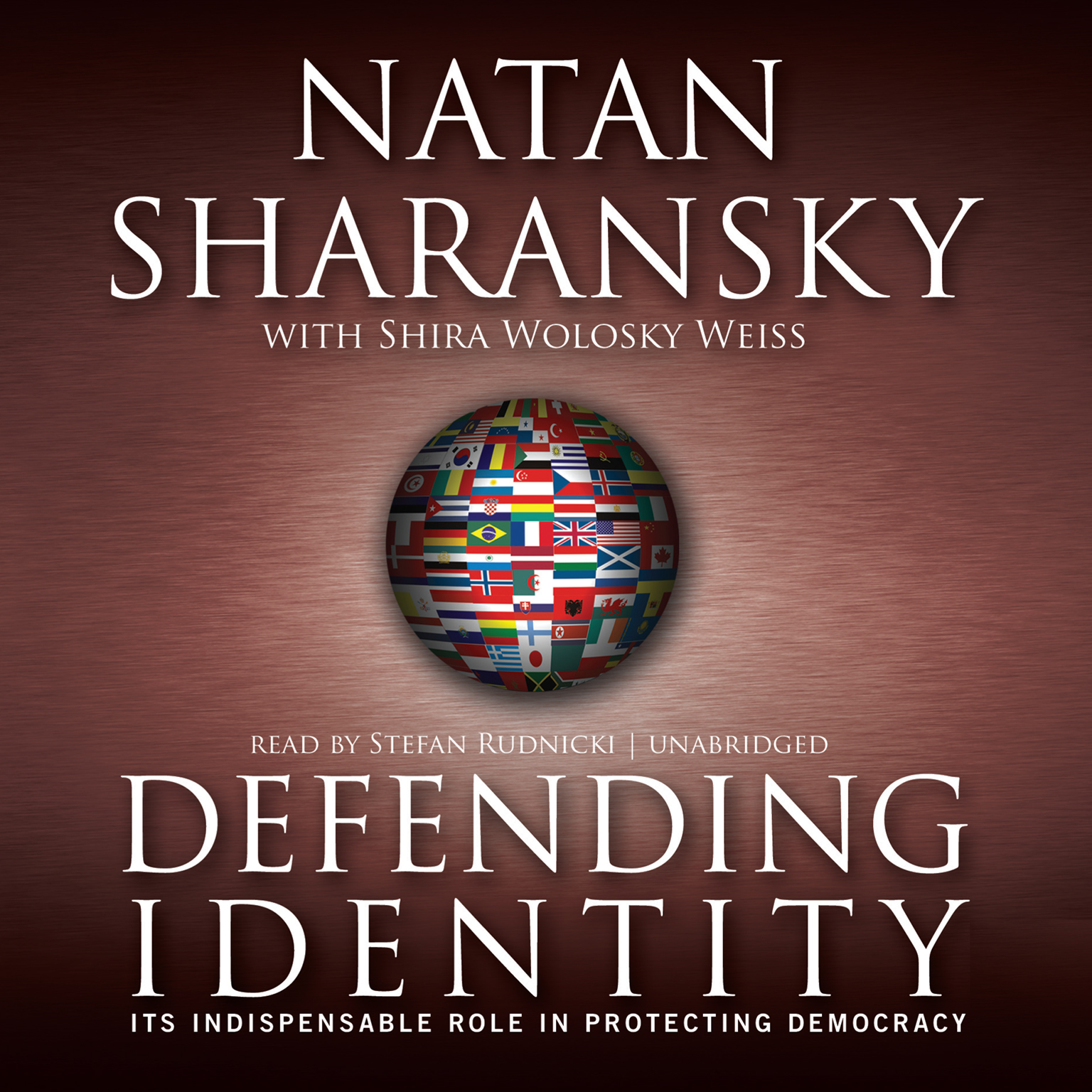 Printable Defending Identity: Its Indispensable Role in Protecting Democracy Audiobook Cover Art