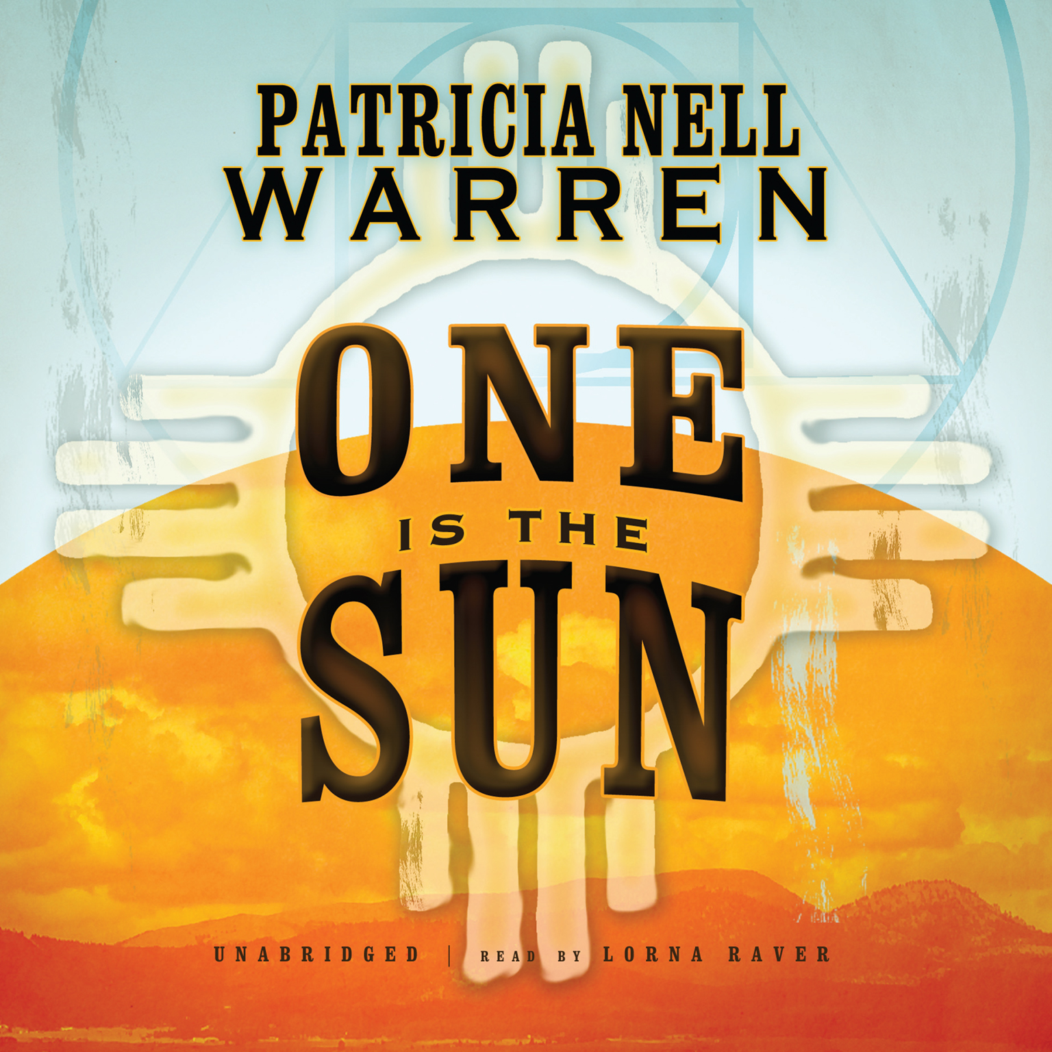 Printable One Is the Sun Audiobook Cover Art