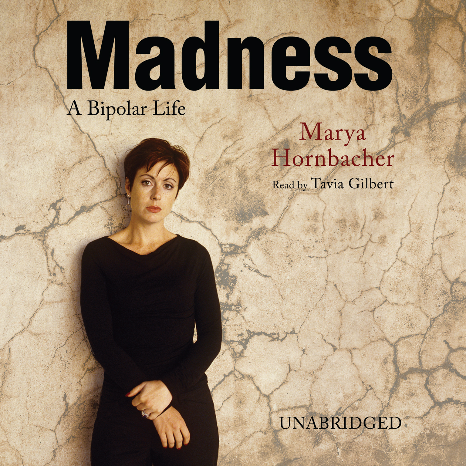 Printable Madness: A Bipolar Life Audiobook Cover Art