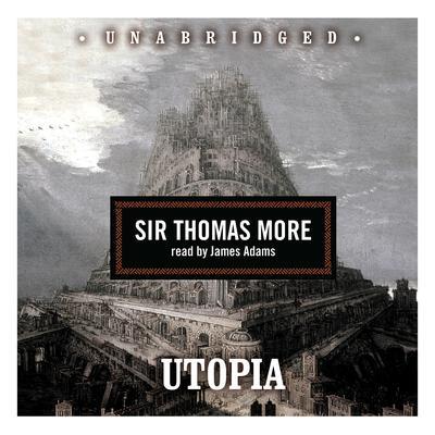 Utopia Audiobook, by Thomas More