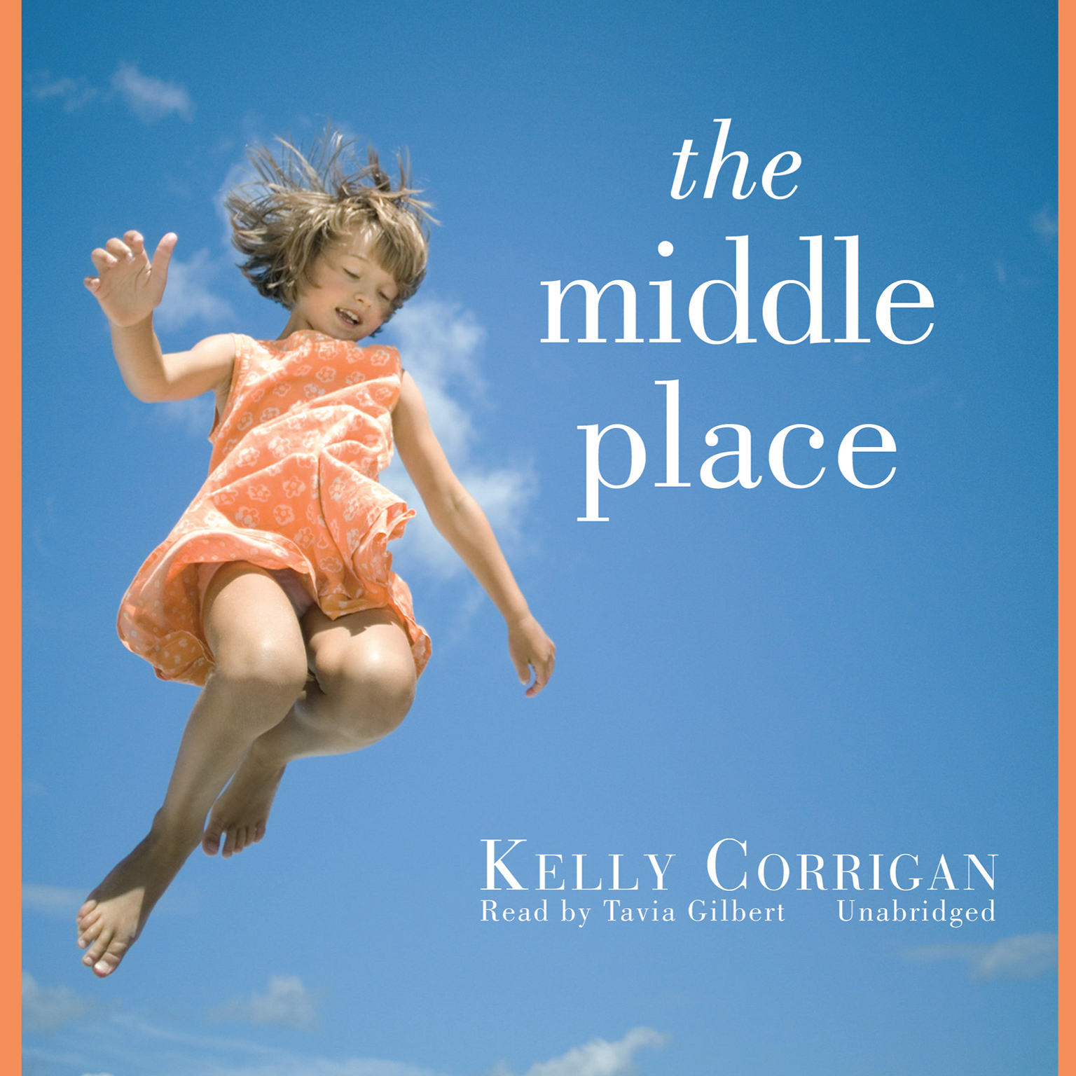 Printable The Middle Place Audiobook Cover Art