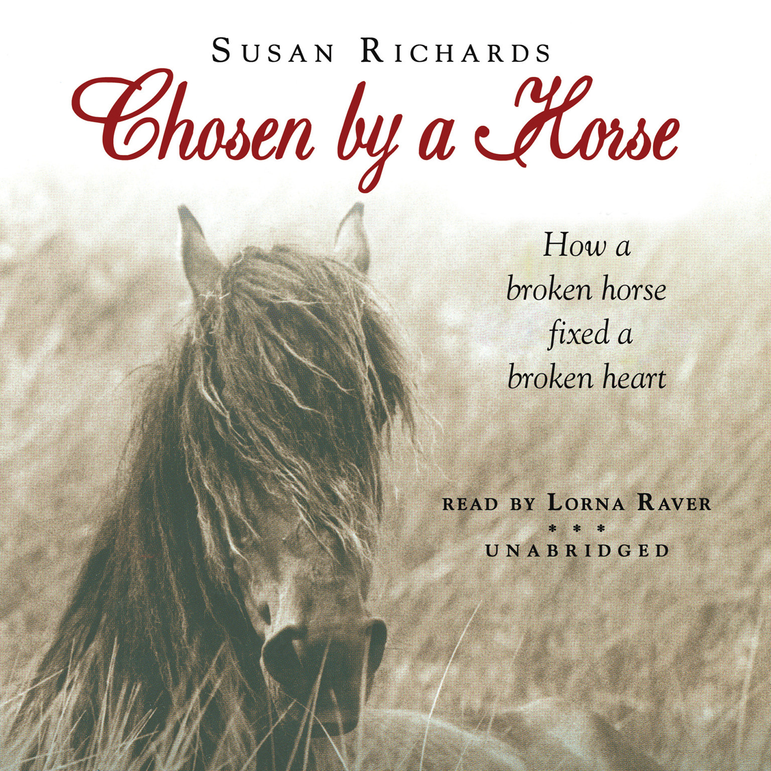 Printable Chosen by a Horse: A Memoir Audiobook Cover Art