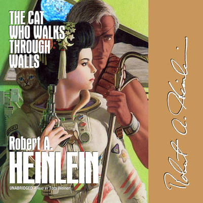 The Cat Who Walks through Walls Audiobook, by