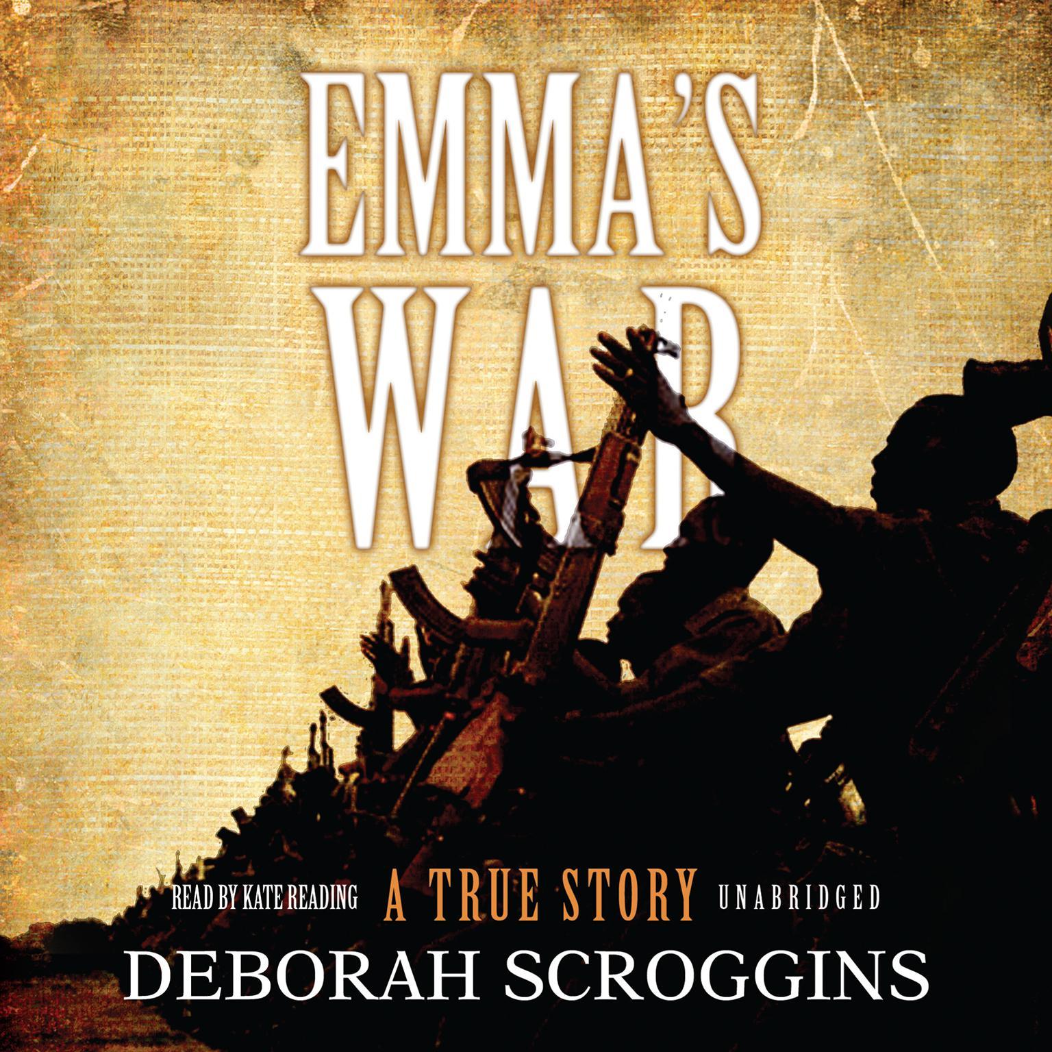 Printable Emma's War: A True Story Audiobook Cover Art