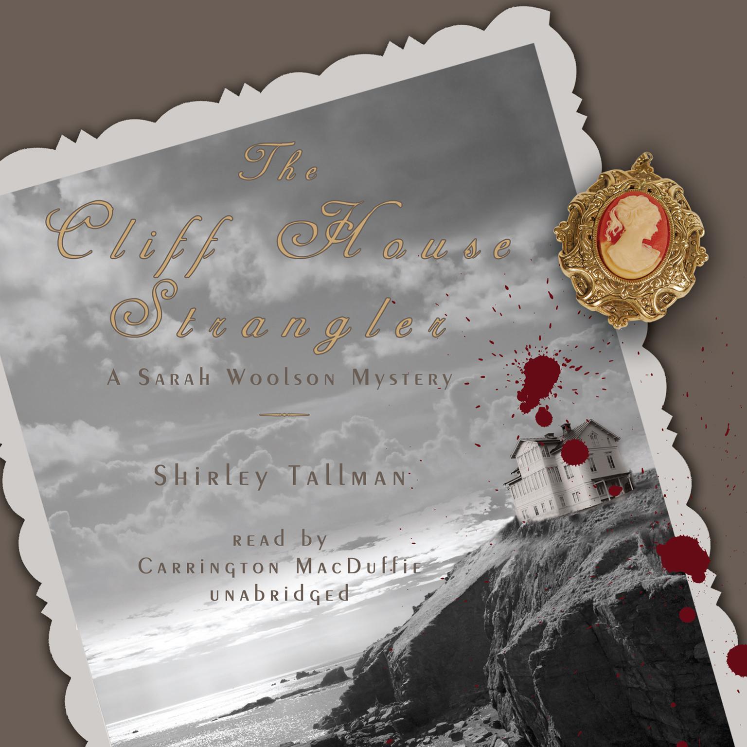 Printable The Cliff House Strangler Audiobook Cover Art