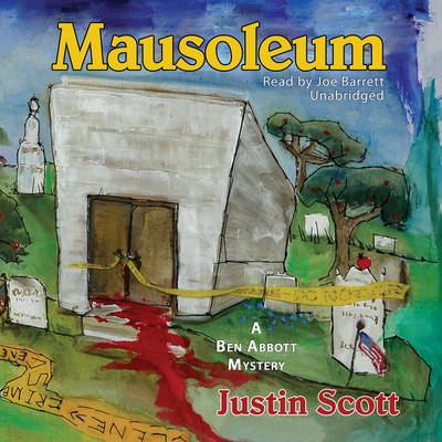 Mausoleum Audiobook, by Justin Scott