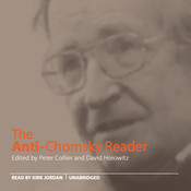 The Anti-Chomsky Reader Audiobook, by Peter Collier