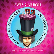 Alice's Adventures in Wonderland Audiobook, by Lewis Carroll