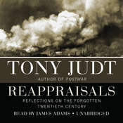 Reappraisals: Reflections on the Forgotten Twentieth Century, by Tony Judt