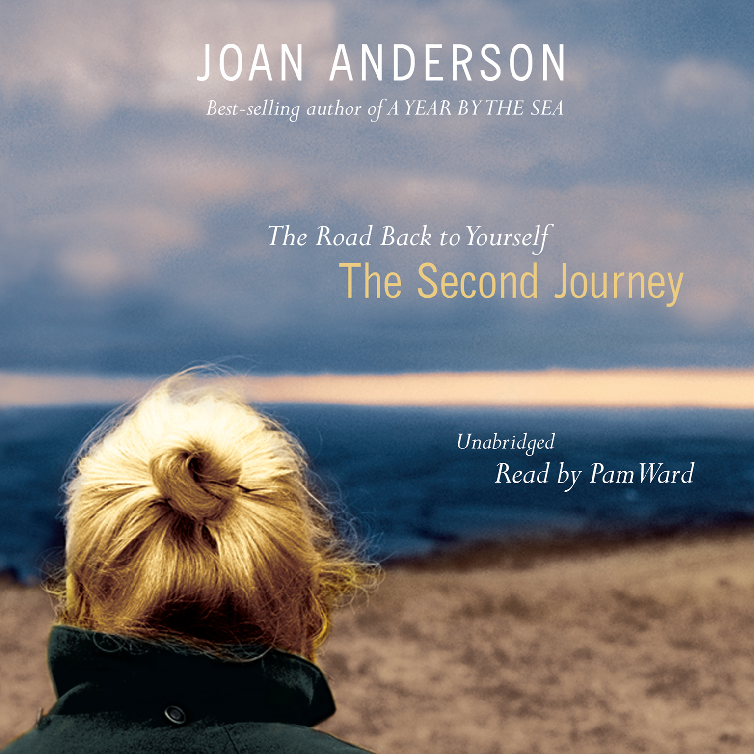 Printable The Second Journey: The Road Back to Yourself Audiobook Cover Art