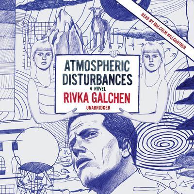 Atmospheric Disturbances Audiobook, by Rivka Galchen